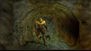 Turok 2 Seeds of Evil Enemies - Blind Ones Sentinel (4)
