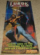 Turok Dinosaur Hunter Promotional art Poster (2)