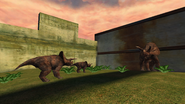 Turok Evolution Wildlife - Triceratops (2)