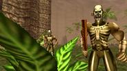 Turok Dinosaur Hunter Enemies - Ancient Warrior (36)