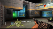 Turok Rage Wars Weapons - Shot-Gun (12)