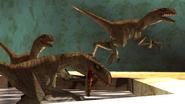 Turok 2 Seeds of Evil Enemies - Velociraptor - Dinosaurs (43)