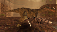 Turok Dinosaur Hunter Enemies - Raptor Mech (18)