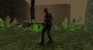 Turok Dinosaur Hunter - Enemies - Ancient Warrior - 053