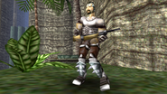 Turok Dinosaur Hunter Enemies - Campagner Soldier (11)