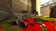 Turok 2 Seeds of Evil Enemies - Velociraptor - Dinosaurs (24)