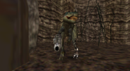 Turok Dinosaur Hunter - Enemies - Raptor - 092