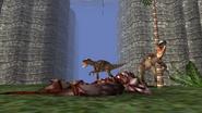Turok Dinosaur Hunter Enemies - Leaper (46)