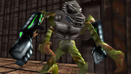 Turok Dinosaur Hunter Enemies - Alien Infantry (46)