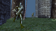 Turok Dinosaur Hunter Enemies - Ancient Warrior (22)