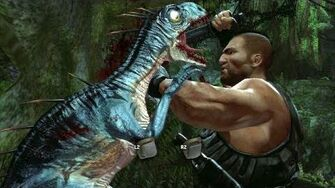 Turok (2008) Knife Kills