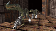 Turok Dinosaur Hunter Enemies - Raptor Mech (16)