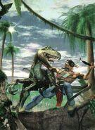 Turok Dinosaur Hunter stuff (3)