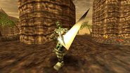 Turok Dinosaur Hunter Enemies - Demon (21)