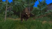 Turok Evolution Wildlife - Triceratops (5)