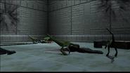 Turok 2 Seeds of Evil Enemies - Compsognathus (8)