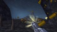 Turok Dinosaur Hunter Weapons - Minigun (7)