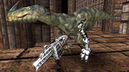 Turok Dinosaur Hunter Enemies - Raptor Mech (14)