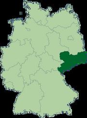 Saxonymap