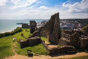 Hastings Castle 2012-07-28-1-