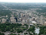 London, Ontario, Canada- The Forest City from above-1-
