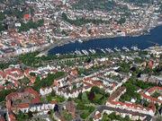 Luftbild Flensburg Schleswig-Holstein Zentrum Stadthafen Foto 2012 Wolfgang Pehlemann Steinberg-Ostsee IMG 6187-1-