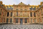 Cour de Marbre du Château de Versailles October 5, 2011-1-