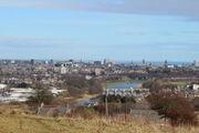 Aberdeen from Tollohill Woods-1-