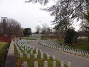 Arlington National Cemetery 2012-1-