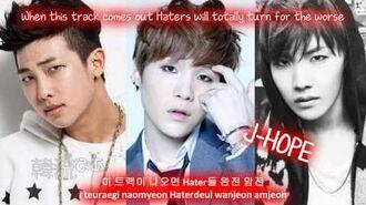BTS (Bangtan Boys) - Cypher PT.3 KILLER Eng Sub Romanization Hangul