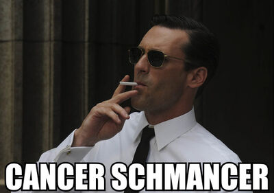 Cancer schamcer
