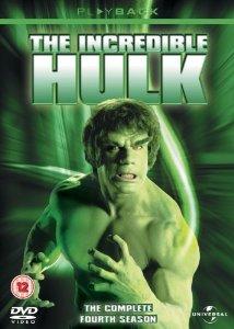 Incredible Hulk - The Complete Fourth Season