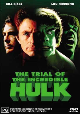 Trial of the Incredible Hulk, The