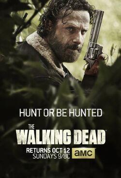 Walking Dead season 5 promo