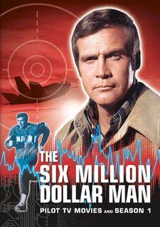 Six Million Dollar Man - Season 1