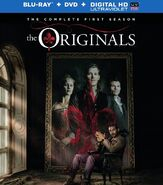 The Originals - The Complete First Season - Blu-ray