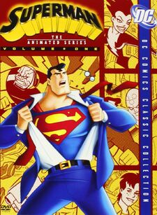 Superman - The Animated Series - Volume One