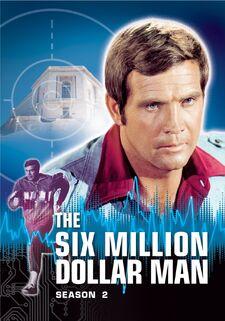 Six Million Dollar Man - Season 2