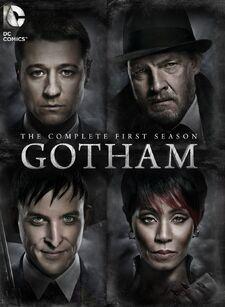 Gotham - The Complete First Season - DVD