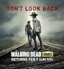 Walking Dead season 4 promo