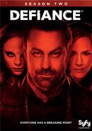 Defiance - Season Two - DVD
