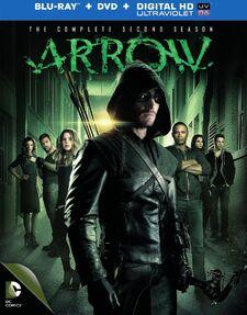 Arrow - The Complete Second Season