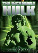 Incredible Hulk - The Complete Fifth Season