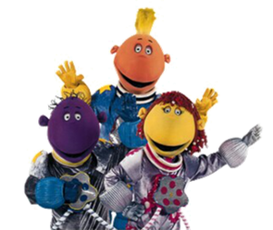 Tweenies - No.1