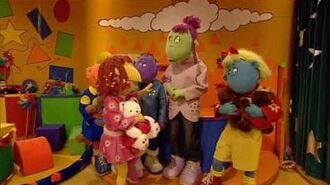 Tweenies - Series 4 Episode 7 - Teddy Bear Day (17th October 2000)