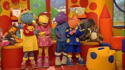 Tweenies - Series 4 Episode 26 - Tea Party (13th November 2000)