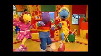 Tweenies - Sleep Over Part 1