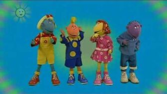 Tweenies - Series 5 Episode 27 - Scrap Metal (31st January 2001)