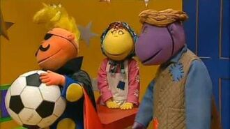 Tweenies - Series 2 Episode 16 - Aladdin (21st February 2000)