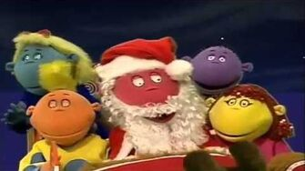 Tweenies Christmas Eve